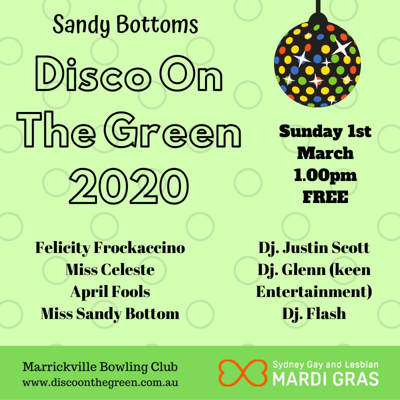 Disco On The Green 2020