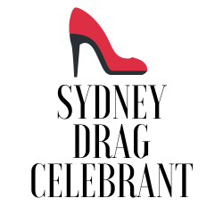 Sandy Bottoms Is Sydney Drag Celebrant